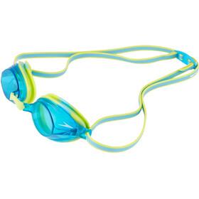 speedo Vengeance Svømmebriller Børn gul/blå